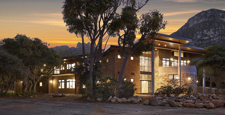 SANBI Kirstenbosch New Administration Building